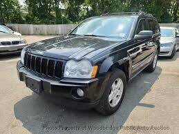 2006 Jeep Grand Cherokee for sale at Steve's Auto Sales in Madison WI