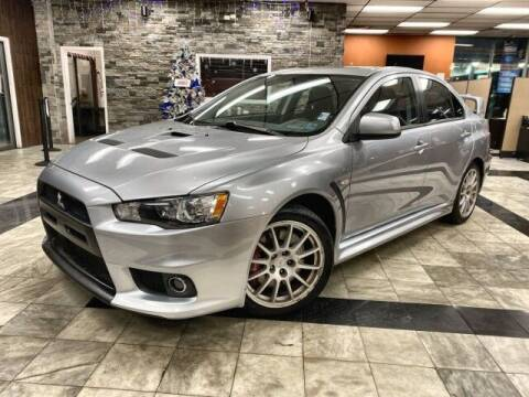 2012 Mitsubishi Lancer Evolution for sale at Sonias Auto Sales in Worcester MA