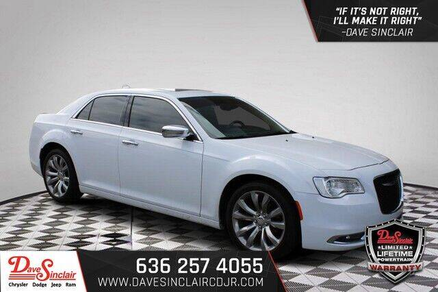 2019 Chrysler 300 for sale at Dave Sinclair Chrysler Dodge Jeep Ram in Pacific MO