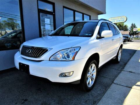 2008 Lexus RX 350 for sale at New Concept Auto Exchange in Glenolden PA
