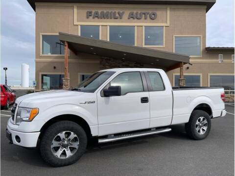 2014 Ford F-150 for sale at Moses Lake Family Auto Center in Moses Lake WA