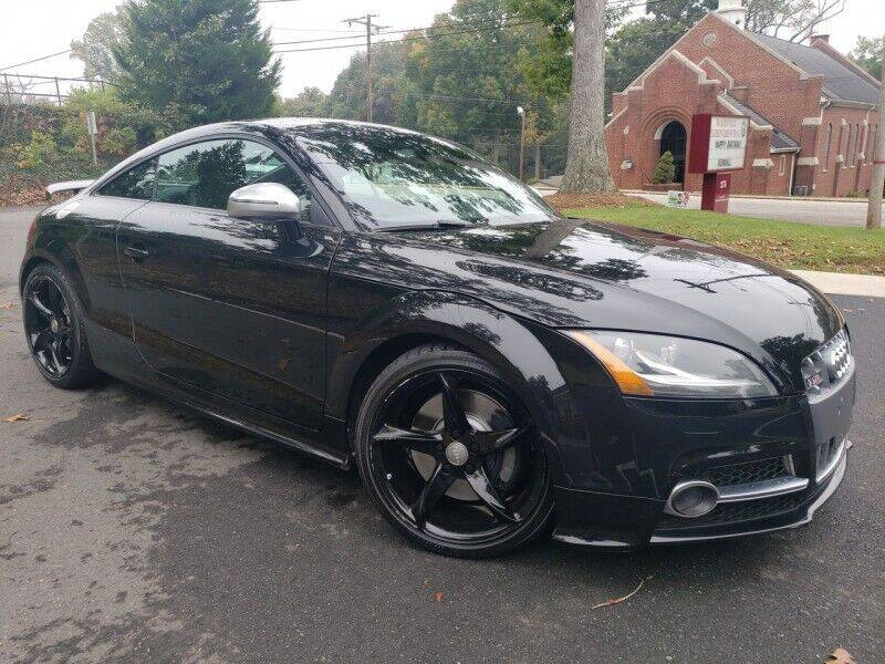 2010 Audi TTS for sale at McAdenville Motors in Gastonia NC