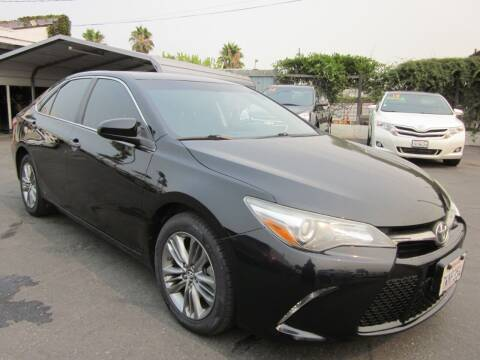 2015 Toyota Camry for sale at Public Wholesale in Sacramento CA