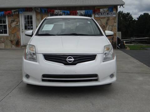 2010 Nissan Sentra for sale at Flywheel Auto Sales Inc in Woodstock GA
