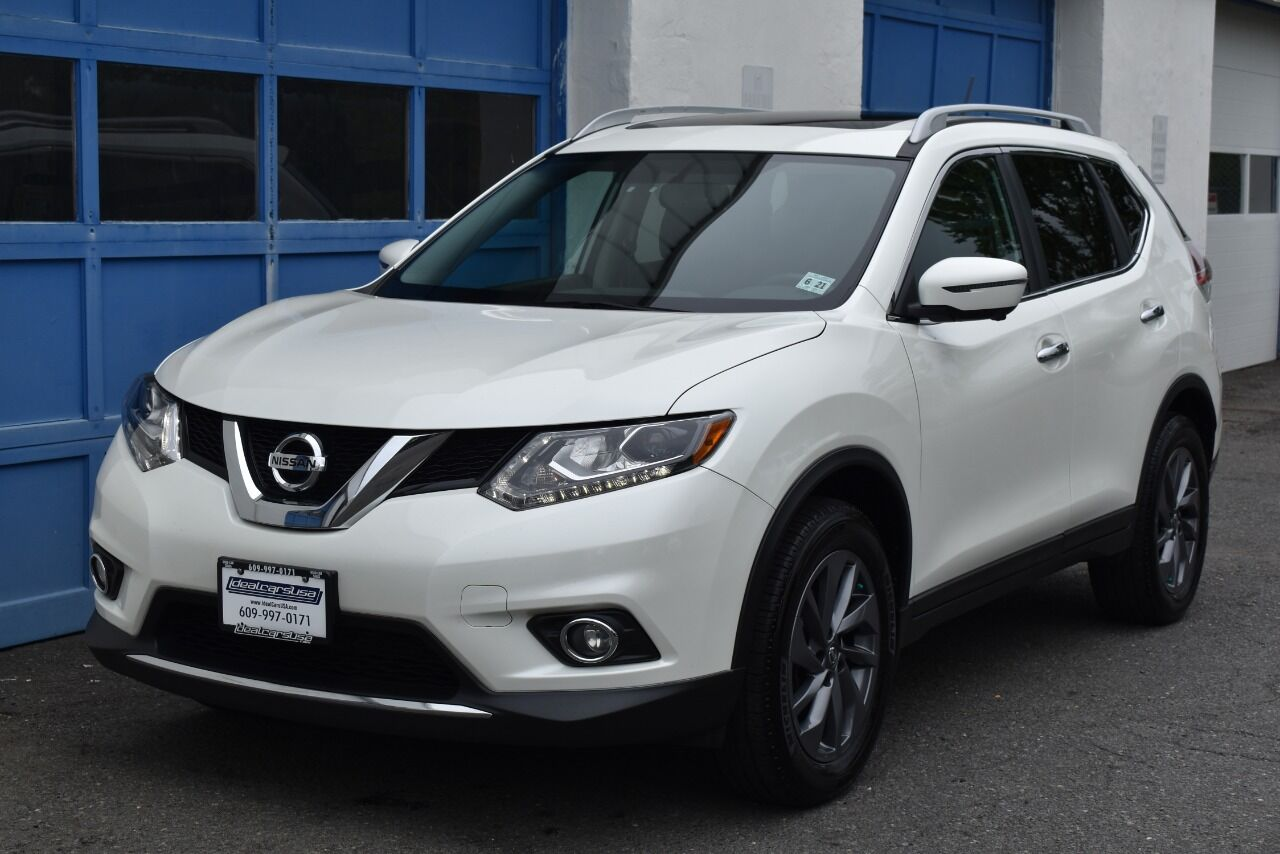 2016 Nissan Rogue SL AWD 4dr Crossover