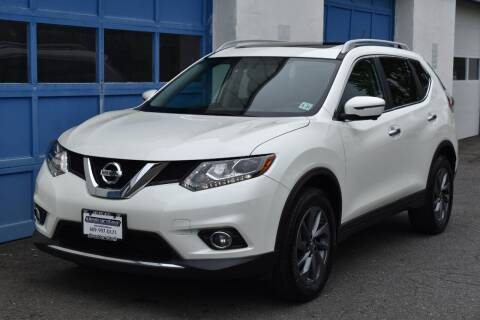 2016 Nissan Rogue for sale at IdealCarsUSA.com in East Windsor NJ