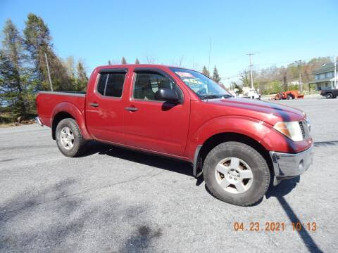 2006 Nissan Frontier for sale at Dave's Auto Connection LLC in Etters PA