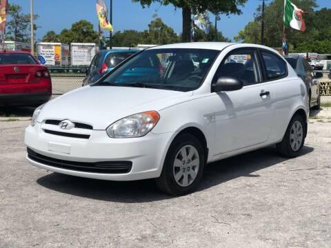 2009 Hyundai Accent for sale at Pro Cars Of Sarasota Inc in Sarasota FL