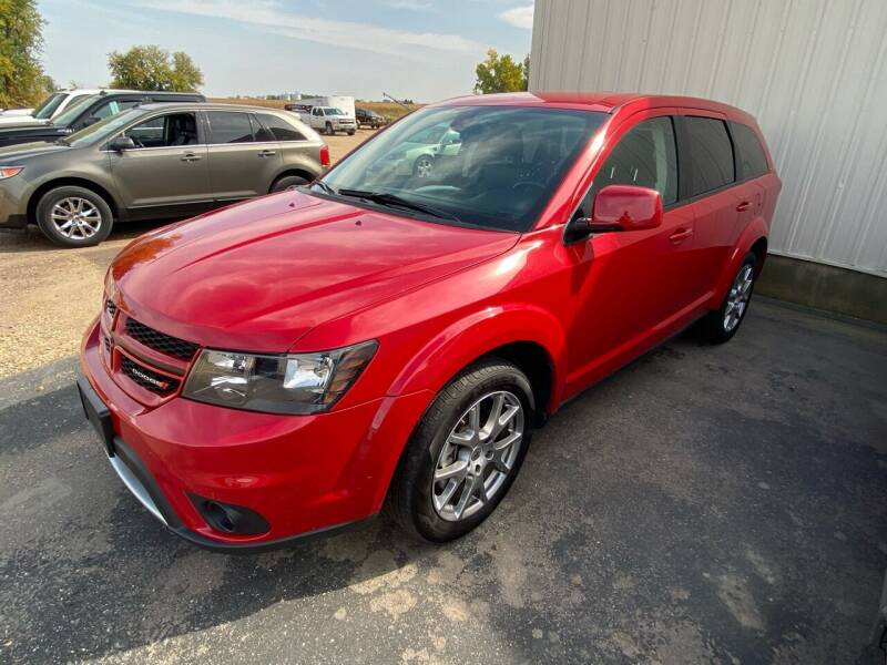 2019 Dodge Journey for sale at Hill Motors in Ortonville MN