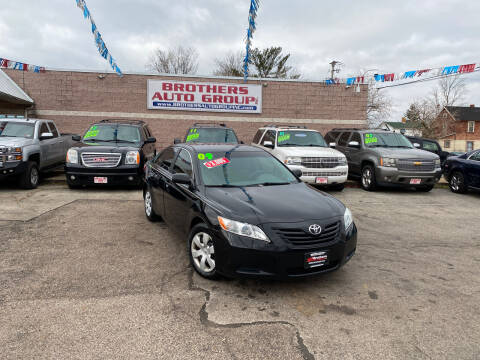 2009 Toyota Camry for sale at Brothers Auto Group in Youngstown OH