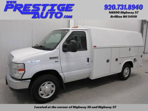 2012 Ford E-Series Chassis for sale at Prestige Auto Sales in Brillion WI
