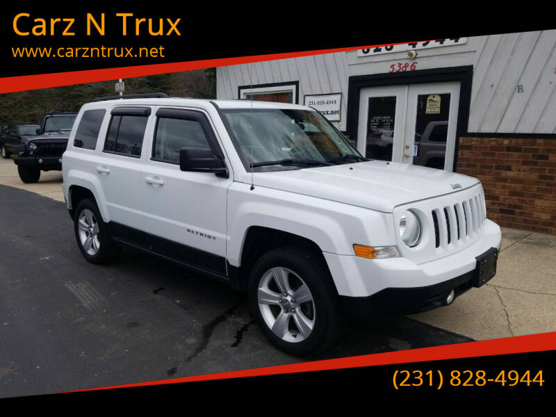 2015 Jeep Patriot for sale at Carz N Trux in Twin Lake MI