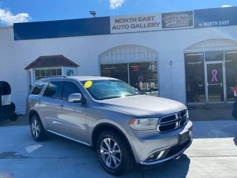 2015 Dodge Durango for sale at Harborcreek Auto Gallery in Harborcreek PA