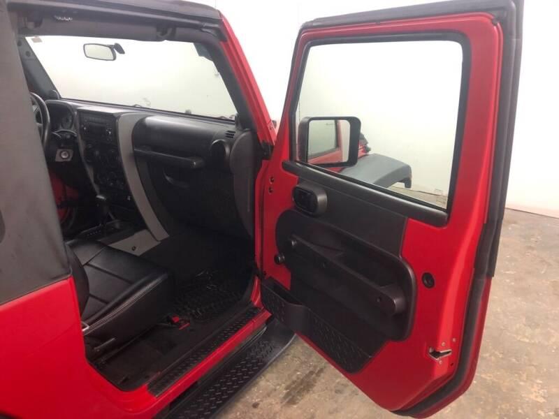 2009 Jeep Wrangler 4x4 X 2dr SUV - Eastlake OH