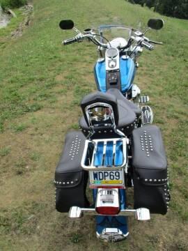 2001 Harley-Davidson Heritage Softail Custom Classi