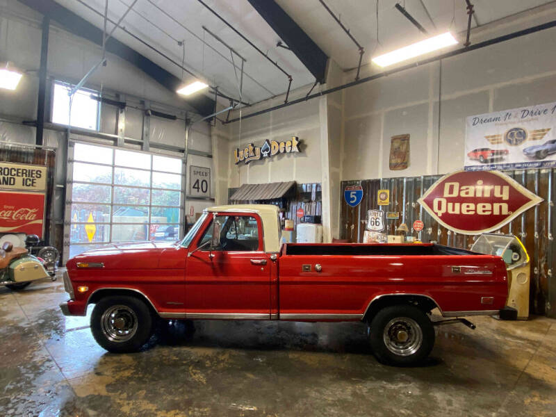 1968 Ford F-250 for sale at Cool Classic Rides in Redmond OR