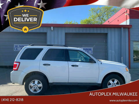 2010 Ford Escape for sale at Autoplex Milwaukee in Milwaukee WI