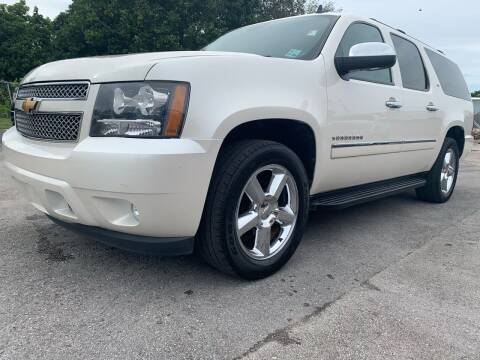 2012 Chevrolet Suburban for sale at Truck Depot 2 in Miami FL