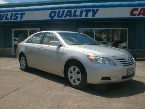 2009 Toyota Camry for sale at Dick Vlist Motors, Inc. in Port Orchard WA