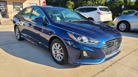 2019 Hyundai Sonata for sale at Dunn-Rite Auto Group in Longwood FL