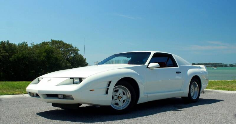 1990 Chevrolet Camaro for sale at P J'S AUTO WORLD-CLASSICS in Clearwater FL