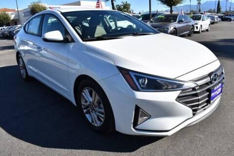 2019 Hyundai Elantra for sale at DIAMOND VALLEY HONDA in Hemet CA