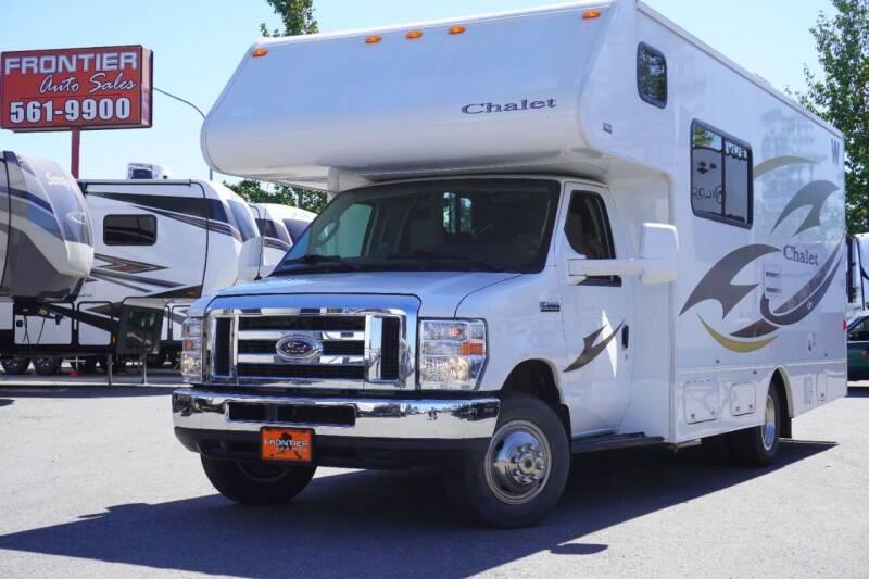 2014 Winnebago CHALET for sale at Frontier Auto & RV Sales in Anchorage AK