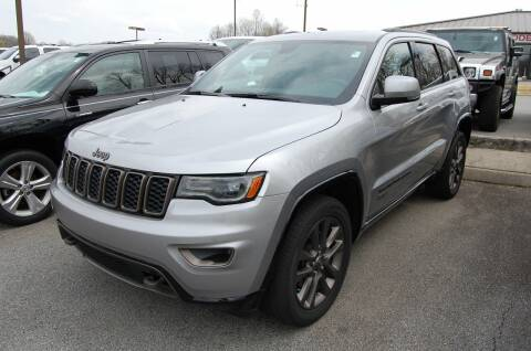 2016 Jeep Grand Cherokee for sale at Modern Motors - Thomasville INC in Thomasville NC
