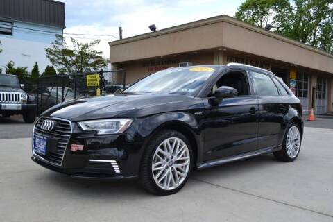 2018 Audi A3 Sportback e-tron for sale at Father and Son Auto Lynbrook in Lynbrook NY