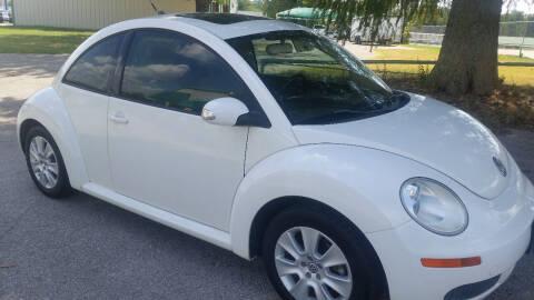 2009 Volkswagen New Beetle for sale at Haigler Motors Inc in Tyler TX