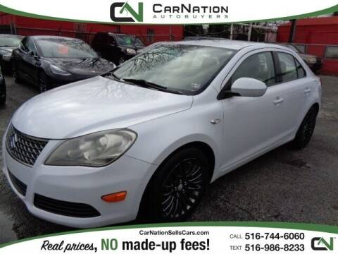 2012 Suzuki Kizashi for sale at CarNation AUTOBUYERS, Inc. in Rockville Centre NY