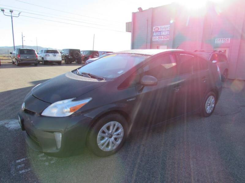 2015 Toyota Prius for sale at 101 Budget Auto Sales in Coos Bay OR
