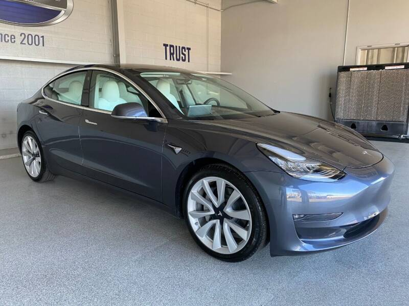 2020 Tesla Model 3 for sale at TANQUE VERDE MOTORS in Tucson AZ