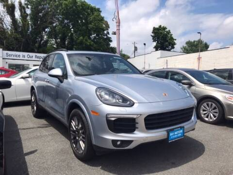 2017 Porsche Cayenne for sale at Bay Motors Inc in Baltimore MD