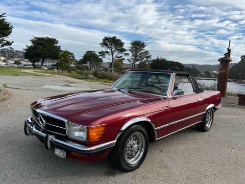 1973 Mercedes-Benz 450 SL for sale at Dodi Auto Sales in Monterey CA