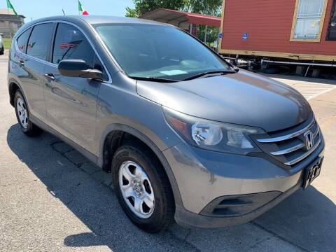 2014 Honda CR-V for sale at JAVY AUTO SALES in Houston TX