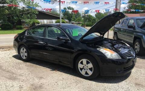 2008 Nissan Altima for sale at Antique Motors in Plymouth IN