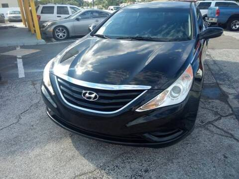 2013 Hyundai Sonata for sale at Autos by Tom in Largo FL