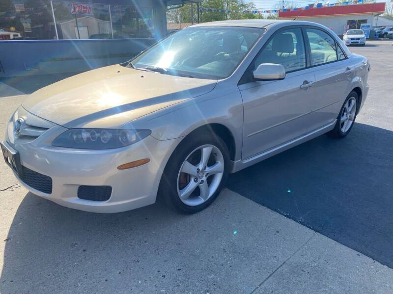 2007 Mazda MAZDA6 for sale at Wise Investments Auto Sales in Sellersburg IN