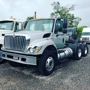 2008 International Workstar Daycab 7500 for sale at JAG TRUCK SALES in Houston TX