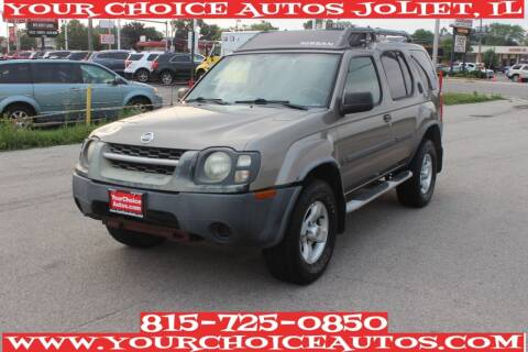 2004 Nissan Xterra for sale at Your Choice Autos - Joliet in Joliet IL