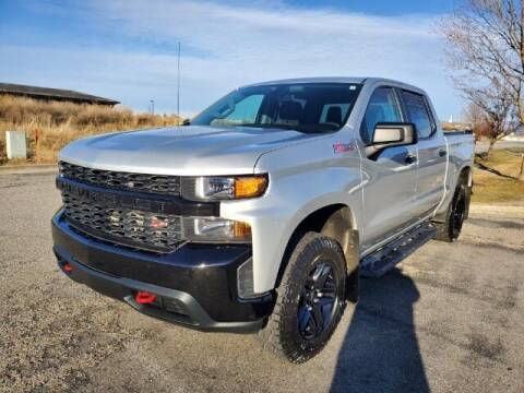 2019 Chevrolet Silverado 1500 for sale at Group Wholesale, Inc in Post Falls ID
