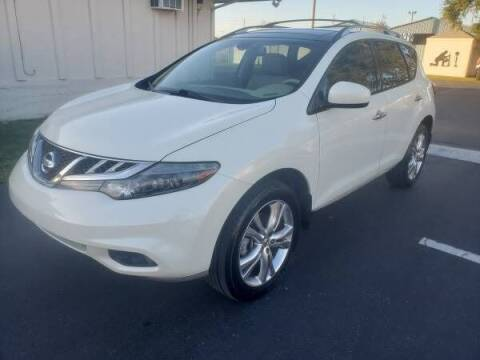 2011 Nissan Murano for sale at Superior Auto Source in Clearwater FL
