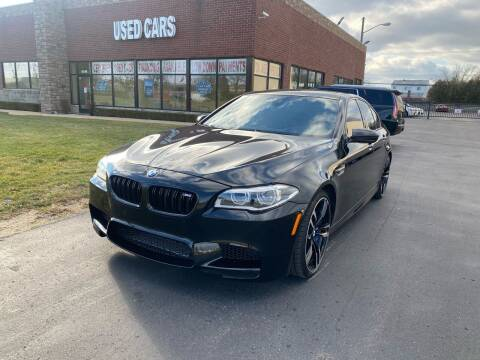 2015 BMW M5 for sale at My Town Auto Sales in Madison Heights MI