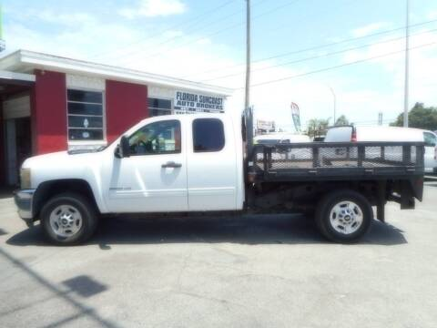2013 Chevrolet Silverado 2500HD for sale at Florida Suncoast Auto Brokers in Palm Harbor FL