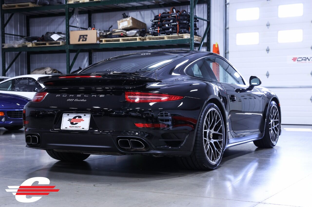 Cantech automotive: 2016 Porsche 911 3.8L H6 Twin Turbocharger Coupe