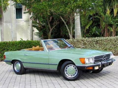 1972 Mercedes-Benz SL-Class for sale at Auto Quest USA INC in Fort Myers Beach FL