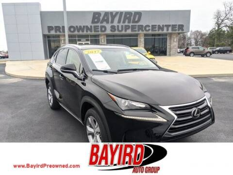 2017 Lexus NX 200t for sale at Bayird Truck Center in Paragould AR