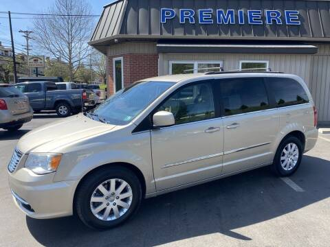 2014 Chrysler Town and Country for sale at Premiere Auto Sales in Washington PA