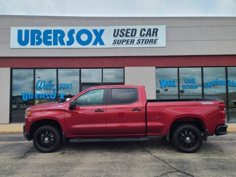 2019 Chevrolet Silverado 1500 for sale at Ubersox Used Car Superstore in Monroe WI